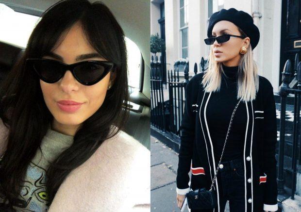 Të famshmet shqiptare sjellin trendin më të ri të syzeve për 2018-n (FOTO)