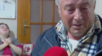 Me lot në sy babai kërkon ndihmë për vajzën e paralizuar, 6 muaj sorollatje për paketën higjeno-sanitare