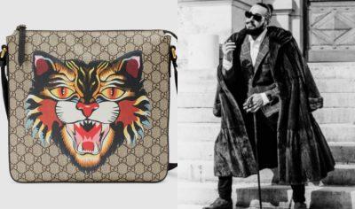 """Zbulohet shuma e parave të shpenzuara nga Capital T, për një """"çantë Gucci"""". Do habiteni! (FOTO)"""