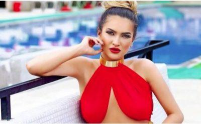 SHOKON këngëtarja shqiptare: Dua të takoj një mashkull që ka më shumë t*pe se unë (FOTO)