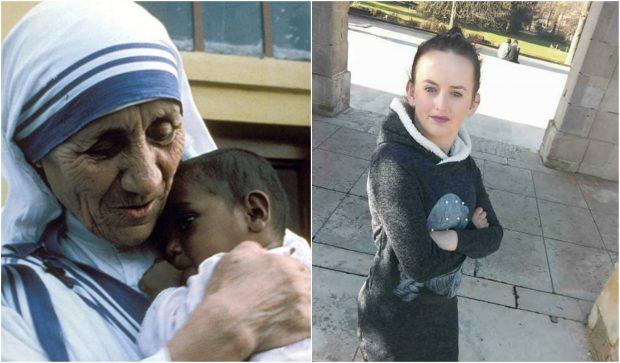 Kush është Drita, mbesa e Nënë Terezës që po ndihmon familjet shqipare në Francë