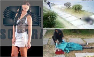 VIDEO/ Momenti dramatik i ekzekutimit të Miss-it në mes të ditës