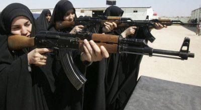 """""""Nuset e xhihadistëve""""/ Kush janë dhjetëra shqiptaret që iu bashkuan organizatës terroriste"""