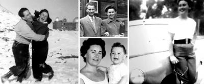 """I bëri tatuazh në kampin e """"vdekjes"""", çifti Sokolov vjen me historinë e jashtëzakonshme"""