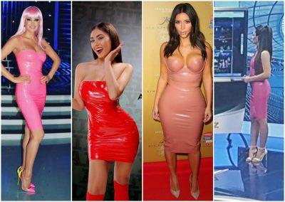 """Të famshmet shqiptare që """"kopjojnë"""" Kim Kardashian vend e pa vend (FOTO)"""