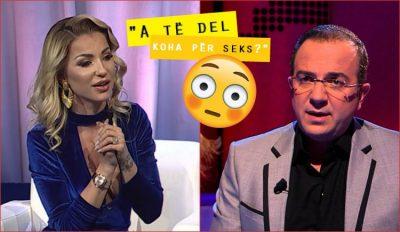 """""""A të del koha për seks?"""" Pyetja që bëri """"lëmsh"""" rrjetin nuk ishte për Ardit Gjebrean por për … Mësojeni tani! (FOTO)"""