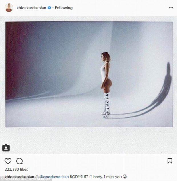Khloe Kardashian e pranon si të gjitha gratë: Kam celulit dhe shtatzënia po e bën më të dukshëm