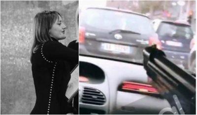 """I vendosi të riut pistoletë pas koke, zbulohet se kush fshihet pas """"pononjëses"""" së Bashkisë së Tiranës (FOTO)"""