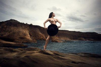 Klaudia Pepa duket se i pëlqen trupi i saj i zhveshur, kësaj rradhe vjen vetëm me… (FOTO)