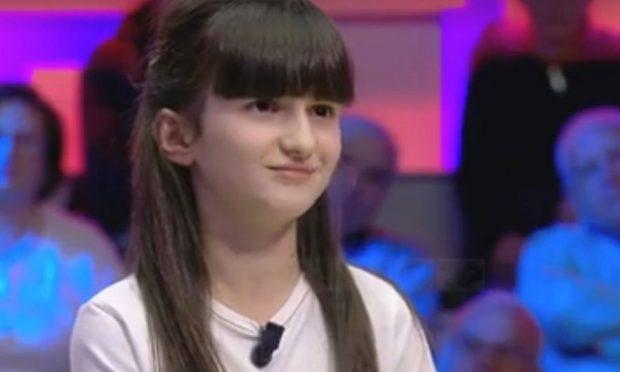 VIDEO/ Kuksiania e vogël që shkëlqeu në The Voice, shpreh dëshirën e saj më të madhe