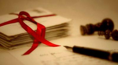 Këto janë 10 letrat e dashurisë që frymëzuan brezat e të gjitha kohërave