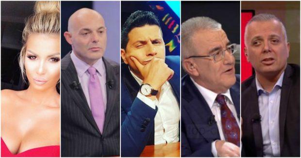 LUFTA e audiencës/ Nga Luana dhe Ermali, këta janë tre moderatorët e tjerë që filluan përplasjet