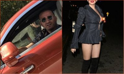 I shoqëruar vetëm nga femra seksi, Faton Shoshi së fundmi takim me 'Madonna-n shqiptare' (FOTO)