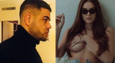 Oriola e nxjerr zbuluar me komentin e saj, Noizy: Mbylle halen ti!