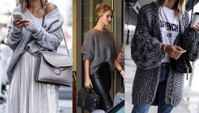 Kombinoni në mënyrë elegante pulovrën tuaj të punuar me dorë me këto 10 ide (FOTO)