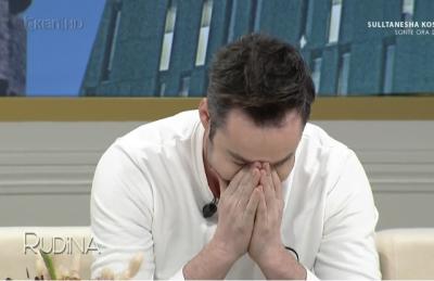 Renato Mekolli PËRLOTET në emision, i kthehet Rudinës: Pse ma bëtë këtë?