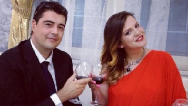 'Mjafton të të kem ty': Rezarta Shkurta i bën dedikimin super romantik bashkëshortit