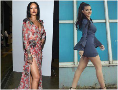 """Karriera """"damka e zezë"""" për sportistët! Si u ndanë për një """"fjalë"""" Elita dhe Rihanna nga ish-at e tyre (FOTO)"""