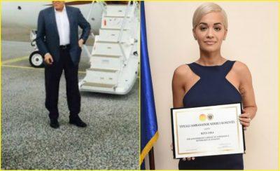 Miliarderi shqiptar konfirmon: Rita Ora vjen në vendlindje pa kërkuar asnjë CENT! (FOTO)