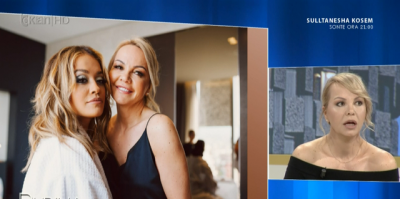 Cila është tezja dhe cila mbesa? Rita Ora ka një motër binjake, por në versionin GJYSHE (FOTO)