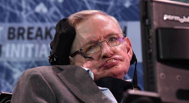50 vjet më parë mjekët thanë se Hawking do të vdiste, sot ai është 76 vjeç