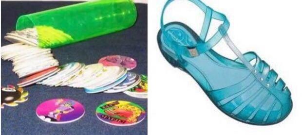 Nga tasot tek sandalet e llastikut: Çfarë s'do harrojnë kurrë fëmijët e viteve '90
