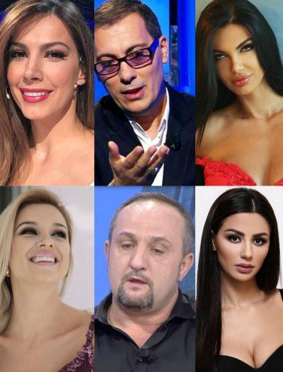 Të famshmit shqiptarë që i shohim gjithmonë në ekran, por partnerët nuk i tregojnë kurrë. Disave ja kemi gjetur (FOTO)