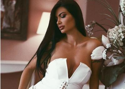 Zaimina Vasjari publikon për herë të parë foton e vajzës së saj Khloe