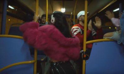 """Njihuni me """"Zeshkanen"""" në autobusin e Kombinatit… (FOTO+VIDEO)"""