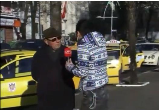 VIDEO/ Zogu i Tiranës pyet qytetarin, përgjigja e tij e nxjerr situatën jashtë parashikimit live