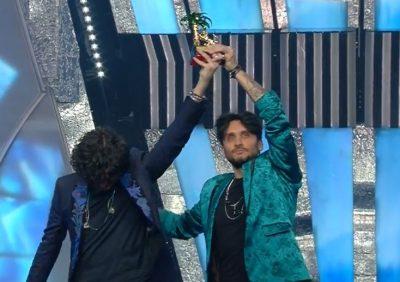Ermal Meta fiton Sanremon, fjalët e para pas triumfit: Çmimin ia kushtoj…