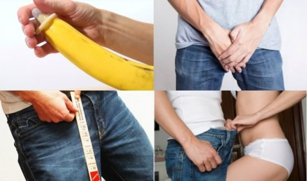 Ja kush janë 4 llojet e penisit, që femrat i pëlqejnë më së shumti