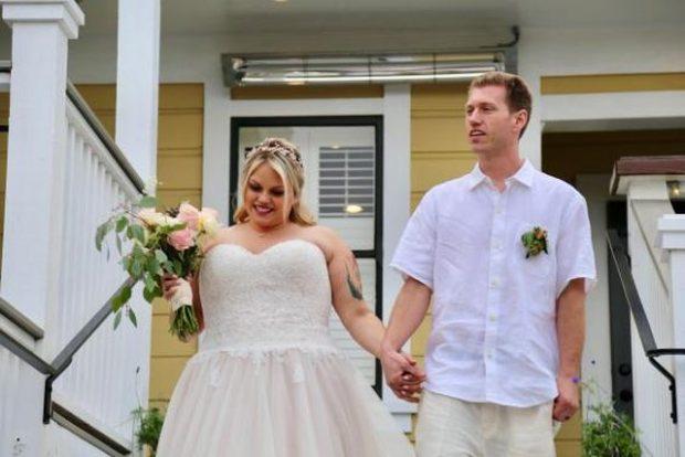 Nga dekori deri tek torta: Çifti shpenzon 10.000 dollarë për super dasmën me kanabis
