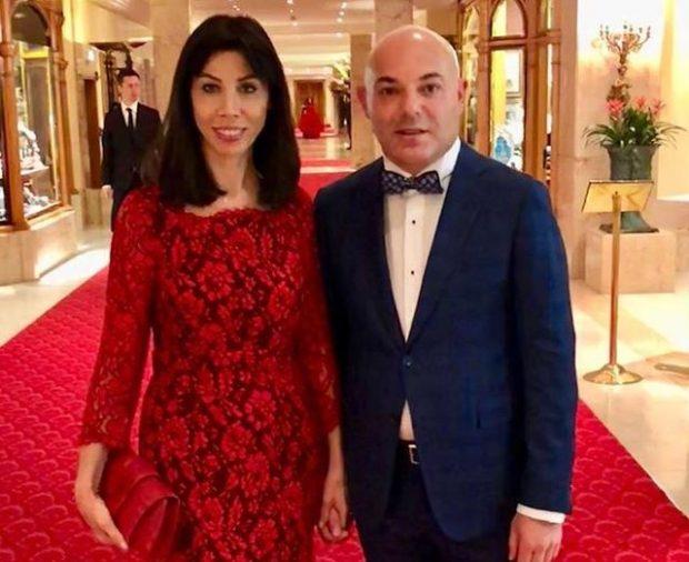 Si rrallëherë në borë, Blendi Fevziu publikon foto me të shoqen