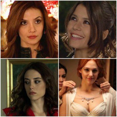 Këto janë 6 grat e telenovelave turke pas të cilave u dashuruan të gjithë shqiptarët!