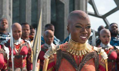 """""""Black Panther"""" pushton kinematë e botës. Filmi frymëzon njerëz dhe…"""