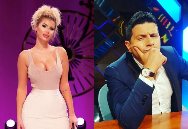 """""""Pse më prish emisionin ti ë?"""". Ermal Mamaqi i 'hakërrehet' keq Luana Vjollcës (FOTO)"""