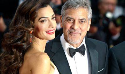 """Amal e George Clooney bëjnë gjestin e rrallë, """"birësojnë"""" djaloshin iraken"""