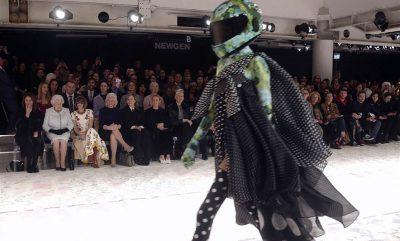 Java e modës në Londër, befason prania e Mbretëreshës Elizabeth II