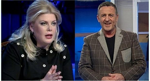 Agron Llakaj shpërthen ndaj Eni Çobanit: 'Pjesa më banale e emisionit të Gjebreas'