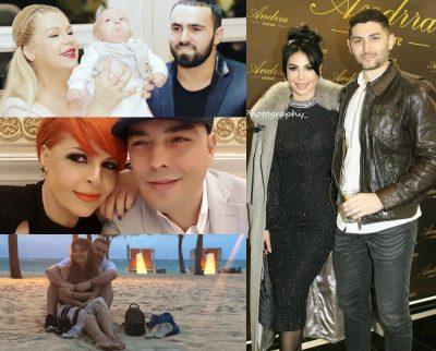 """Dashuria nuk njeh moshë/ AJO më e madhe se AI: Çiftet e njohura shqiptare që thyen """"tabunë"""" (FOTO)"""
