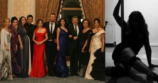 E pabesueshme: Aktorja turke e serialit 'Dashuri e ndaluar' sot është kërcimtare tubi (VIDEO+FOTO)