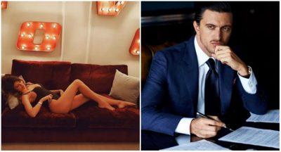 """""""Këmbët përpjetë"""", Anxhela tregon momentet intime me miliarderin, shoqet e saj e mbushin me komente (FOTO)"""