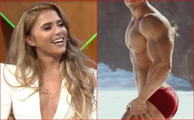Anxhelina shkrihet së qeshuri kur sheh muskulozin teksa kërkon SEKS me burra (VIDEO)