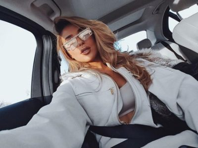 Anxhelina Hadërgjonaj më seksi se kurrë në fotot e fundit (FOTO)