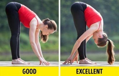 Testoni trupin duke bërë këto ushtrime, por bëni kujdes…