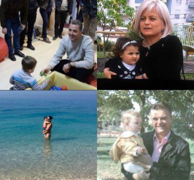 """""""Familjen s'e mban gjaku""""! Të famshmit shqiptarë që birësuan fëmijë dhe janë shumë të lumtur (FOTO)"""