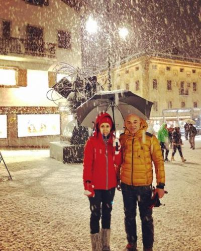 Udhëtimi i radhës, Blendi Fevziu vesh Instagramin me të bardhë (FOTO)