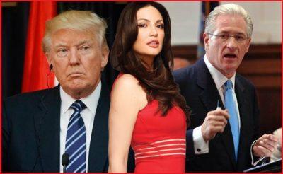Habit Bleona! Fotografohet krah avokatit të Donald Trump, çfare është ai për të? (FOTO)