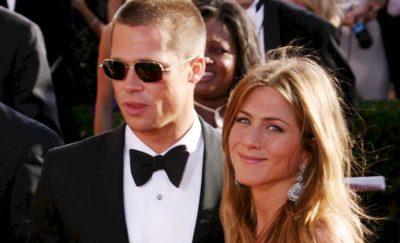 Brad Pitt dhe Jennifer Aniston janë beqarë dhe… rrjeti po çmendet